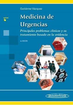 """Imagen de Medicina de Urgencias 2ª ed. 2018 """"Principales problemas clínicos y su tratamiento basado en la evidencia"""""""