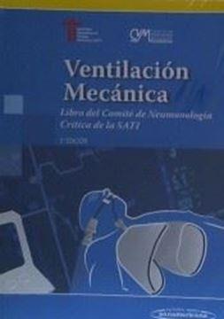 """Imagen de Ventilación Mecánica 3ª ed. 2018 """"Libro del Comité de Neumonología Crítica de la SATI"""""""