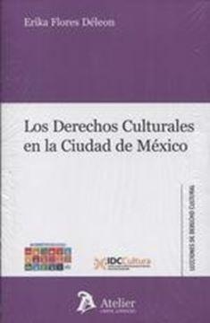 Los Derechos Culturales en la Ciudad de México, 2018