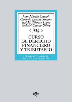 Curso de Derecho Financiero y Tributario 29ª ed, 2018