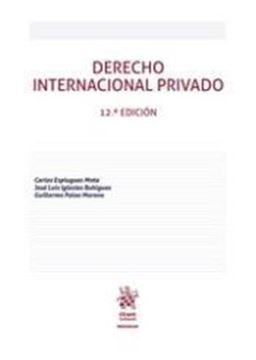 Imagen de Derecho Internacional Privado 12ª ed, 2018