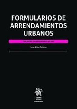 Imagen de Formularios de Arrendamientos Urbanos, 2018