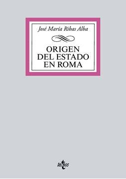 Origen del Estado en Roma, 2018