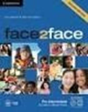 Face2face Pre Intermediate (2nd Ed.) Student'S Book With Dvd-Rom And Handbook Wi