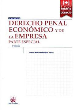 Derecho penal económico y de la empresa. Parte especial 2015