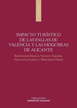 Impacto turístico de las Fallas de Valencia y las Hogueras de Alicante, 2018