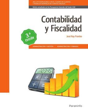 Contabilidad y Fiscalidad  3.ª edición  2018