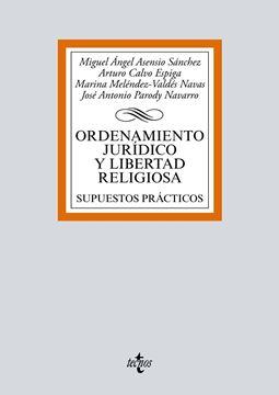 """Ordenamiento jurídico y libertad religiosa, 2018 """"Supuestos prácticos"""""""
