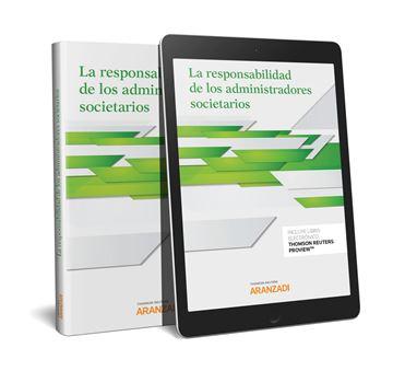 Responsabilidad de los administradores societarios (Papel + e-book), La