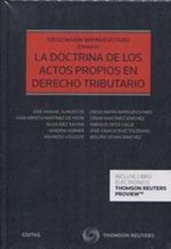 Doctrina de los actos propios en derecho tributario, La (DÚO), 2018