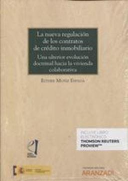 Nueva regulación de los contratos de crédito inmobiliario, La (DÚO), 2018