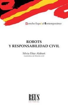 Robots y responsabilidad civil
