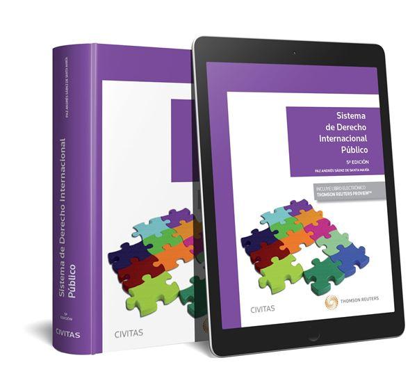 Sistema de Derecho Internacional Público (Papel + e-book) 5ª ed, 2018