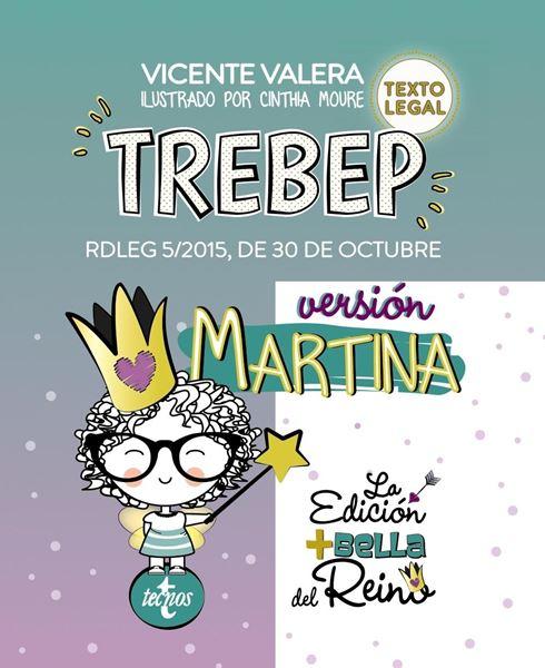 """TREBEP versión Martina """"RDLeg 5/2015, de 30 de octubre, por el que se aprueba el Texto Refundido"""""""