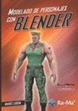 Modelado de personajes con Blender, 2018