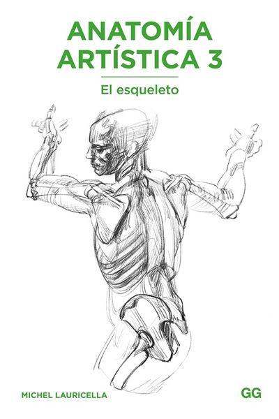 """Anatomía artística 3, 2018 """"El esqueleto"""""""