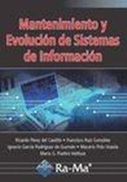 Mantenimiento y evolución de sistemas de información, 2018