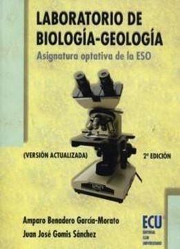 """Laboratorio de biología-geología """"Asignatura optativa de la ESO"""""""