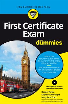 First Certificate Exam para Dummies, 2018