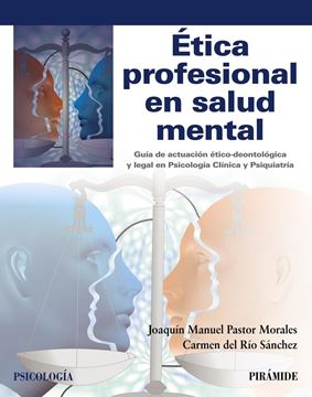 Ética profesional en salud mental, 2018