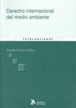 Derecho internacional del medio ambiente