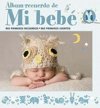 Álbum recuerdo de mi bebé (azul)