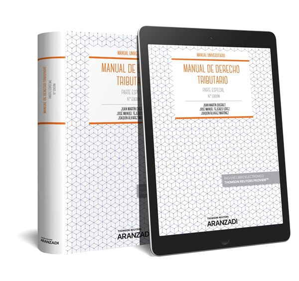 Manual de Derecho Tributario. Parte Especial (Papel + e-book)