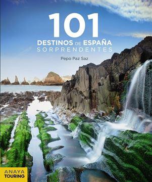 101 Destinos de España Sorprendentes, 2018