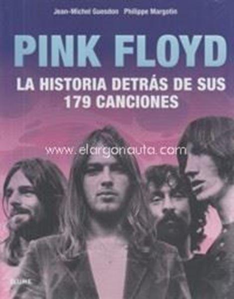 """Imagen de Pink Floyd (2018) """"Historia detrás de sus 179 canciones"""""""