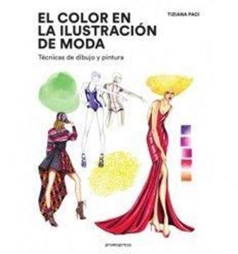 """Imagen de Color en la ilustración de moda, El  """"Técnicas de pintura y dibujo"""""""