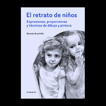 """Imagen de Retratos de niños , 2018 """"Expresiones, proporciones y técnicas de dibujo y pintura"""""""
