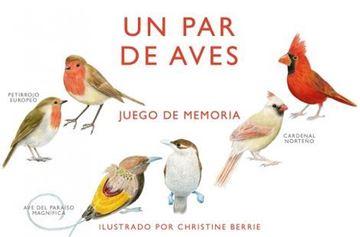 Imagen de Un par de Aves. Juego de Memoria