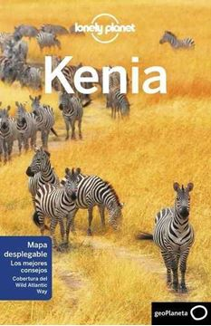 Imagen de Kenia Lonely Planet 2018