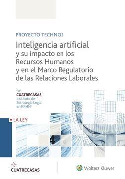 """Imagen de Inteligencia artificial y su impacto en los Recursos Humanos y en el Marco Regulatorio de las Relaciones """"Laborales"""""""