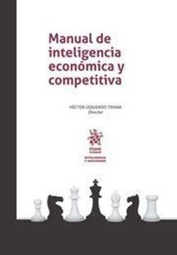 Imagen de Manual de inteligencia económica y competitiva, 2018