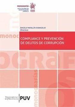 Imagen de Compliance y prevención de delitos de corrupción, 2018