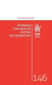 Imagen de Intimidad y difusión de sexting no consentido, 2018