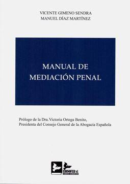 Imagen de Manual de Mediación Penal, 2018