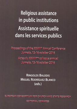 """Imagen de Religious assistance in public institucions  """"Assistance spirituelle dans les services publics"""""""