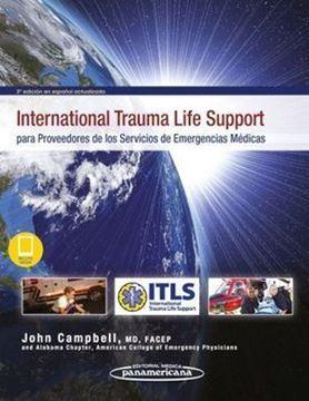 Imagen de International Trauma Life Support para Proveedores de los Servicios de Emergencias Médicas, 2018