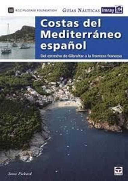 """Imagen de Guías Náuticas Imray Costas del Mediterráneo Español 2018 """"Del Estrecho de Gibraltar a la frontera francesa"""""""