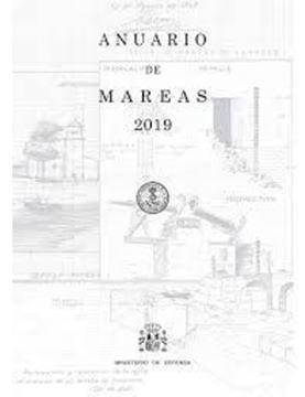 Imagen de Anuario de mareas 2019