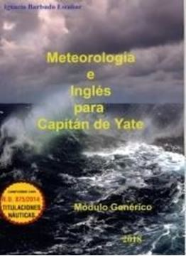 """Imagen de Meteorología e Inglés para Capitán de Yate, 2018 """"Módulo Genérico"""""""