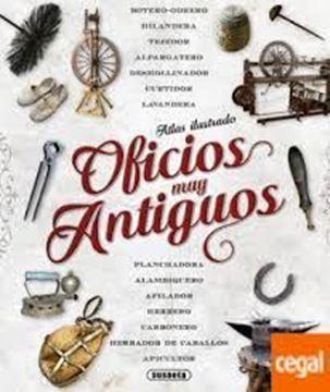 Imagen de Atlas ilustrado de Oficios muy antiguos