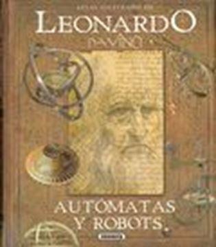 Imagen de Leonardo da Vinci, autómatas y robots