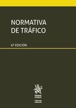 Imagen de Normativa de Tráfico, 6ª ed, 2018