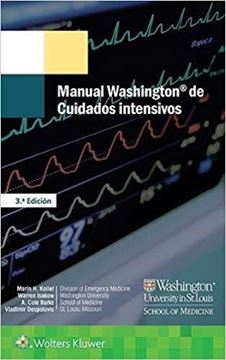 Imagen de Manual Washington de Cuidados intensivos 3ª ed, 2018