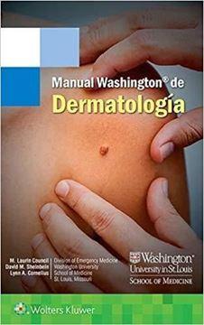 Imagen de Manual Washington de Dermatología, 2018