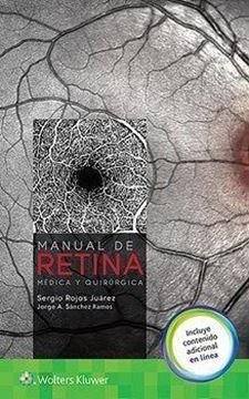 "Imagen de Manual de Retina ""Medicina y quirúrgica"""