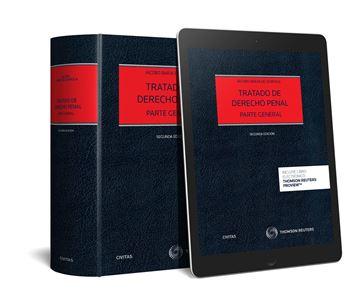 """Tratado de derecho penal, 2018 (Papel + e-book) """"Parte General"""""""